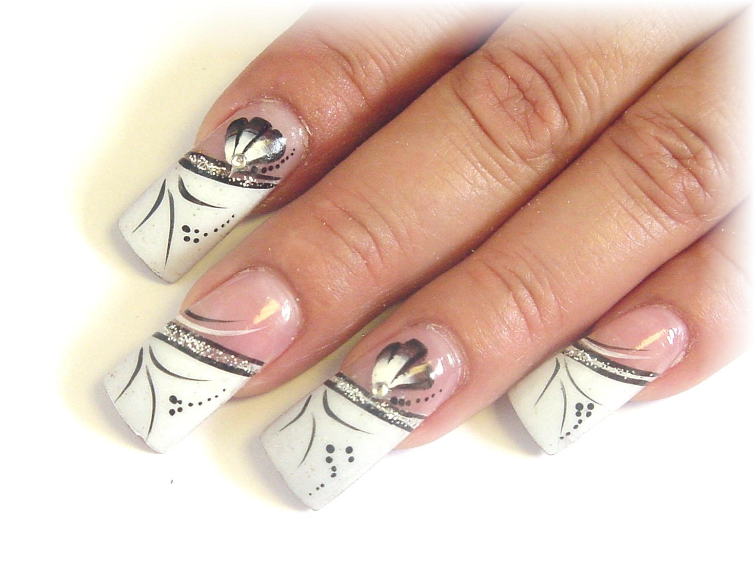 Nail designs for painting the little canvas day challenge rainbow view images flat nail paint prinsesfo Gallery