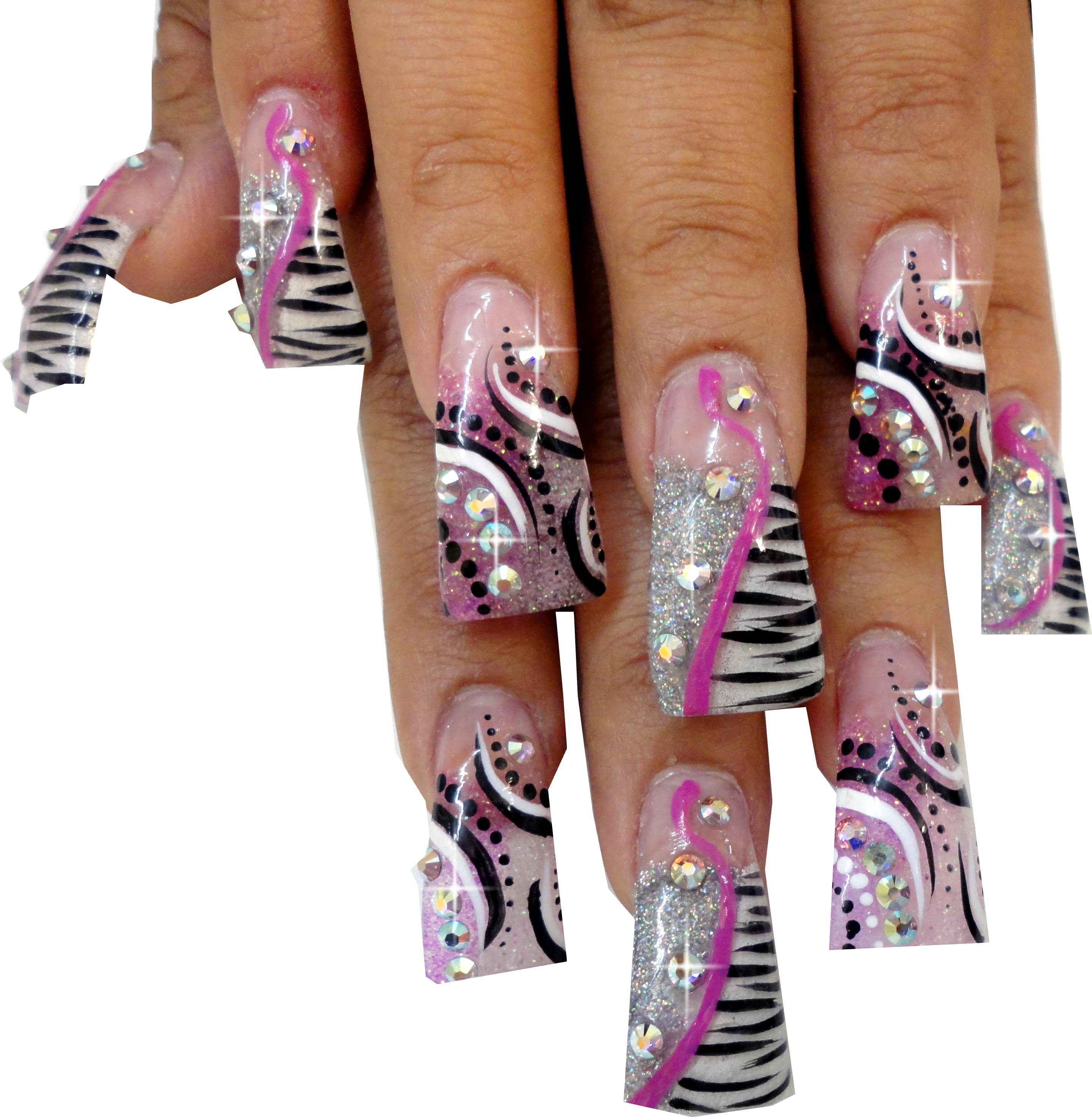 Nail Art Design By Erika Ortiz