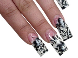 Sheba nails blog the latest in nail art products color gel nail nail art design created using cracked egg shells enccapsulated in perfectionist uv gel color gel nail art pens in black and prinsesfo Choice Image
