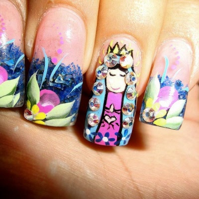 Nail art design ideas prinsesfo Choice Image