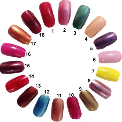 Color Nail Polish Base Cnp