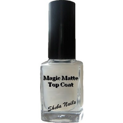Magic Matte Top Coat