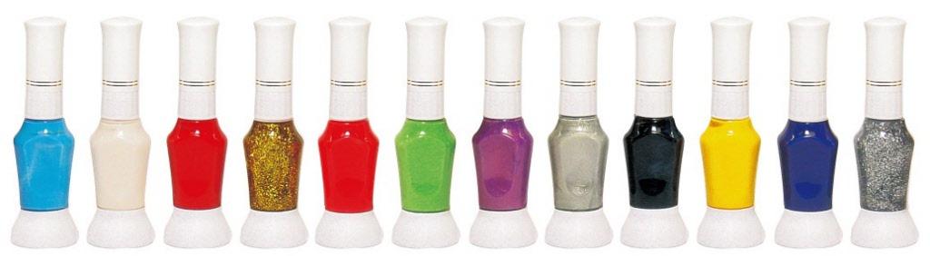 Two Way Nail Art Bottle