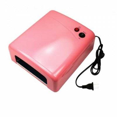 La Rose 36 Watt UV Gel Nail Cure Lamp