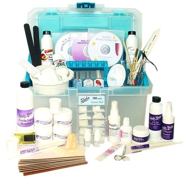 Acrylic Nail Systems: Intermediate Nail Tech Kit