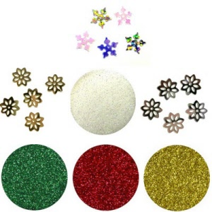 holiday fantasy glitter kit