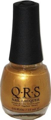nail polish lacquer 24k metallic gold sheba nails