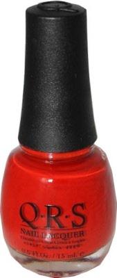 nail polish lacquer hot tamale pure red sheba nails