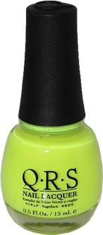 nail polish lacquer lemon spritz