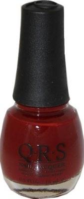 nail polish lacquer madam crimson deep red sheba nails