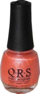 nail polish lacquer tangerine sheba nails