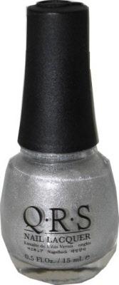 nail polish lacquer the silver wedding metallic silver sheba nails