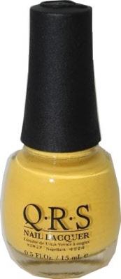 nail polish lacquer yellow tulip sheba nails